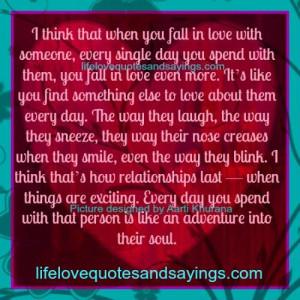Lasting Relationships..
