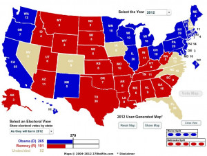 Electoral College Map In 2020