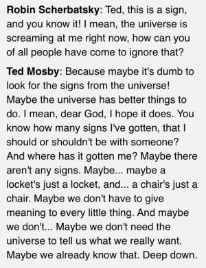 Life Lessons From Himym Quotes