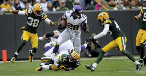 ... Peterson: Will Vikings leverage NFL's best running back or waste him