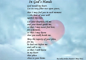 Poems On Gratitude to God | In God's Hands - Spiritual Poetry and ...