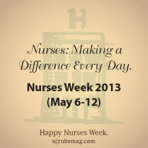 ... nurses help and change someones life every day go thank a nurse today