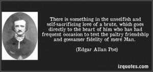 Self-Sacrifice quote #2