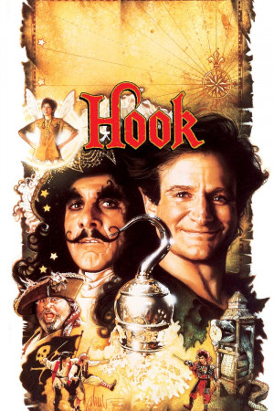 Hook (Official Movie Poster)