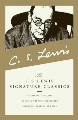 Lewis Signature Classics Boxed Set (C.S. Lewis) - 6 Paperback ...