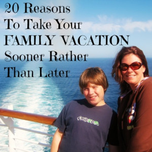 Family Vacation Quotes Take your family vacation