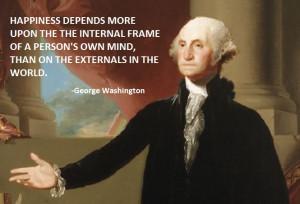 george washington revolutionary war quotes