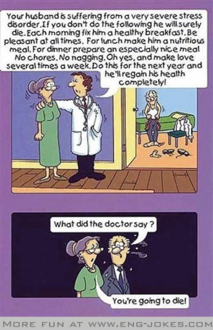 An Advice From A Doctor