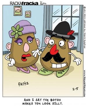 554-Mr. Potato Head Botox