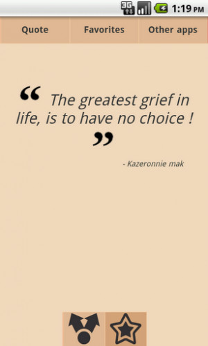 grieving quotes – grief in life is to have no choice perfect worry ...