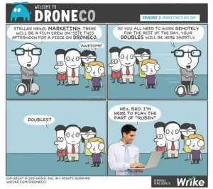 Winning Video Marketing Strategy (A DroneCo Comic)