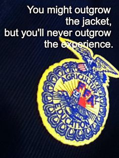 ... could ever explain, but FFA sure helped in making me who i am today