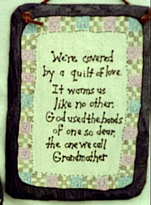 Quotes About Love And Quilts Quotesgram