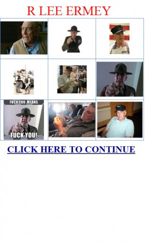 R Lee Ermey Quotes Best R Lee Ermey Quote...