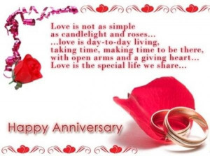 Wedding anniversary quotes, best, sayings, love, simple