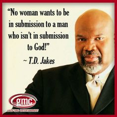 TD Jakes More