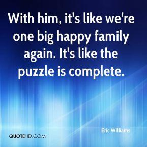 One Big Happy Family Quotes