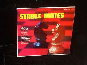 Yusef lateef lp savoy 12115 stable mates usa mono original 1957