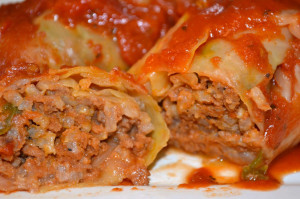 easy stuffed cabbage rolls recipes
