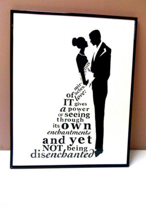 Lewis Love Quote Print by Radiance8 on Etsy, $30.00