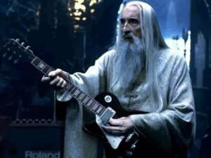saruman vydává metalové album
