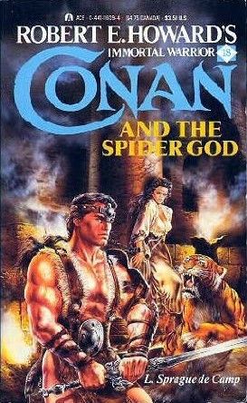 "Start by marking ""Conan and the Spider God (Book 18)"" as Want to ..."