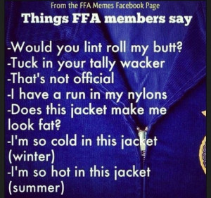 Ffa Jacket Quotes. QuotesGram