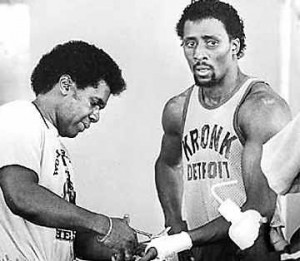 If ever a 'Hitman: The Thomas Hearns Story' was made...