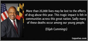 More than 26,000 lives may be lost to the effects of drug abuse this ...