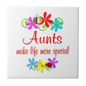 Special Aunt Mother Day...