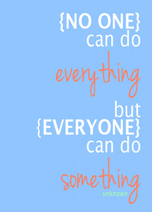 inspirational quotes on community living quotesgram