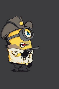 Minion Quotes For Police Quotesgram