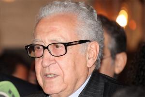 Lakhdar Brahimi ostrzega przed czarnym scenariuszem w Syrii