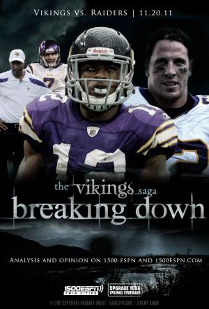 Vikings Game Day...