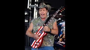 "Ted Nugent Wants Blacks Profiled Like ""Dogs"""