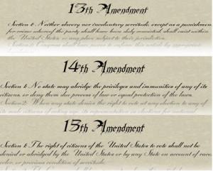 Explaining the 14th Amendment in Non-Technical English