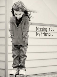 Missing A Friend Quotes Tumblr And Sayings For Girls Funny Taglog For ...