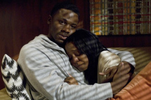 Still of Keshia Knight Pulliam and Derek Luke in Madea Goes to Jail ...