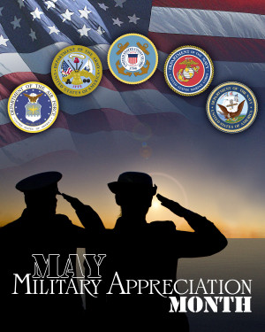 Celebrating and Honoring Our Military: A Message from Warrior Care