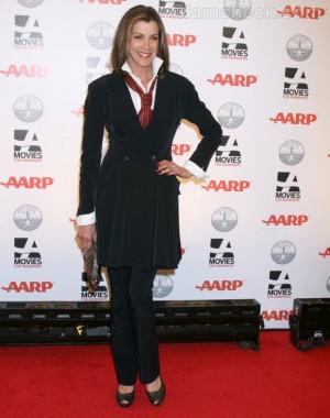 Wendie Malick Evening Dress
