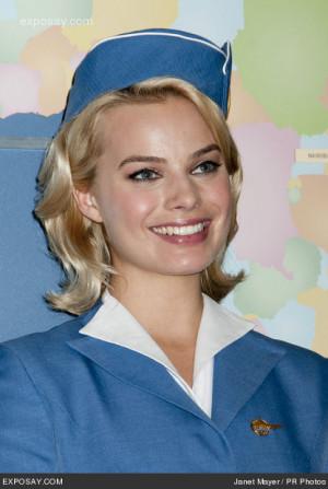 Margot Robbie Pan Am Pan am (abc) focuses on a