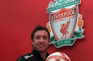 Football at Its Best with Robbie Fowler
