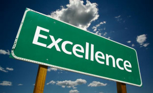 Perfection vs. Excellence