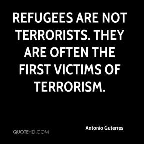 Quotes On Refugees