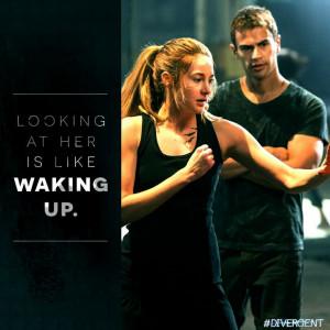 Four/Tris. Divergent.