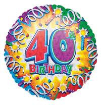 40th birthday quotes and sayings