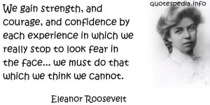 about strength courage quotes quotes about strength and courage ...