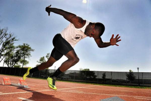 ... Division II track meet: Motivation keeps West Texas A&M sprinter going