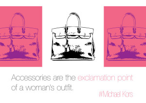 Accessories are the exclamation point of a woman's outfit. #Fashion ...