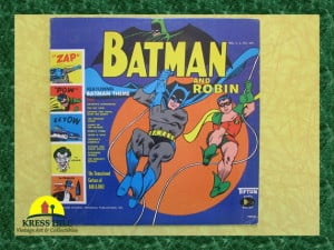ZAP!, POW!, Batman And Robin, Vinyl Record, 1966